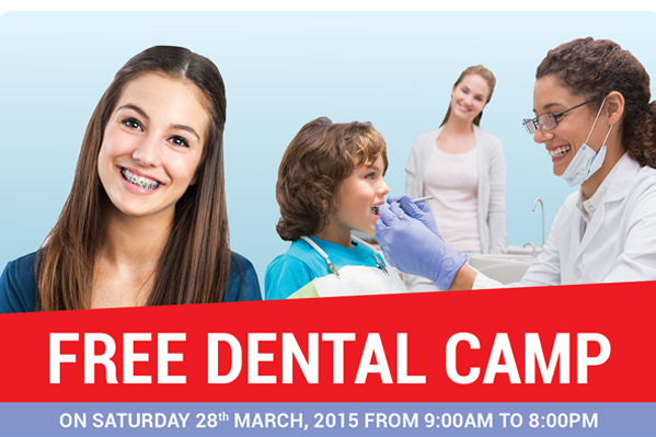 Thumbay Hospital Dubai to hold Free Dental Camp on 28th
