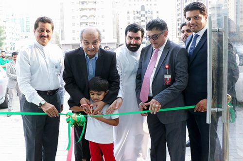 New Thumbay Clinic, Thumbay Pharmacy Opens at Abu Shagara in Sharjah