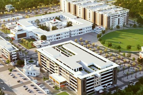 "Establishing a ""Center for Drug Information and Evidence-based Pharmacy"" in Thumbay University Hospital, UAE"